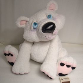 Мишка из халата Игрушки по рисункам Игрушки на заказ по фото, рисункам. Шьем от 1 шт.