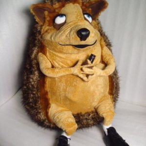 ёж - огромная мягкая игрушка