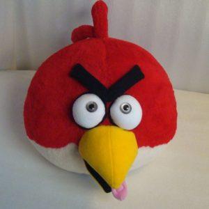 Angry birds - мягкая игрушка идет в атаку! Наши работы Игрушки на заказ по фото, рисункам. Шьем от 1 шт.