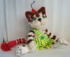 Кот финдус мягкая игрушка