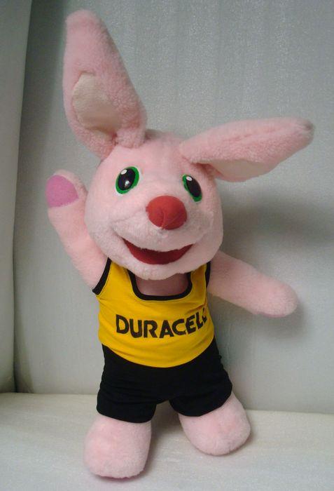 Кролик Duracell мягкая игрушка