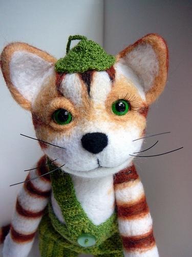 Валяный Финдус Популярные игрушки Игрушки на заказ по фото, рисункам. Шьем от 1 шт.