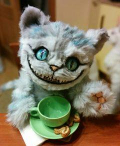 Мягкая игрушка чеширский кот Фильмы Игрушки на заказ по фото, рисункам. Шьем от 1 шт.