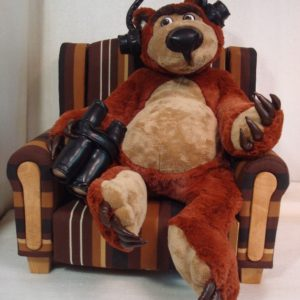 """Медведь из м/ф """"Маша и медведь"""" Большие игрушки Игрушки на заказ по фото, рисункам. Шьем от 1 шт."""
