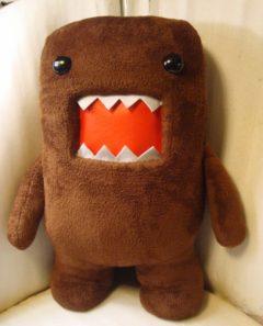 Домо-кун: мягкая игрушка Мультфильмы Игрушки на заказ по фото, рисункам. Шьем от 1 шт.