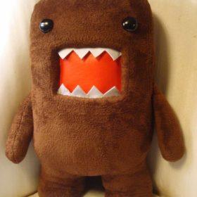 Домо-кун: мягкая игрушка Игрушки по рисункам Игрушки на заказ по фото, рисункам. Шьем от 1 шт.