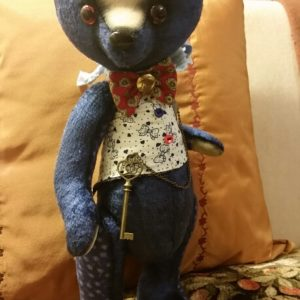 Тедди по рисунку (от рисунка к медведю) Игрушки по рисункам Игрушки на заказ по фото, рисункам. Шьем от 1 шт.