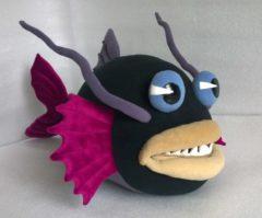 Чудо-рыба Мультфильмы Игрушки на заказ по фото, рисункам. Шьем от 1 шт.