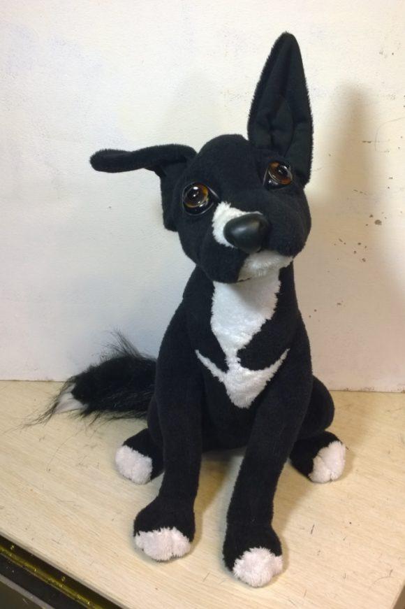 Лаки - изготовление игрушки собаки по фото Игрушки по рисункам Игрушки на заказ по фото, рисункам. Шьем от 1 шт.