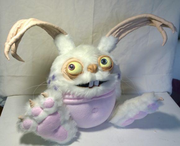 Пузаяц (My Singing Monsters) Игрушки по рисункам Игрушки на заказ по фото, рисункам. Шьем от 1 шт.