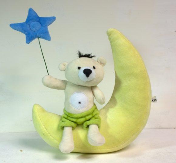 Сонный мишка - игрушка по рисунку Игрушки по рисункам Игрушки на заказ по фото, рисункам. Шьем от 1 шт.