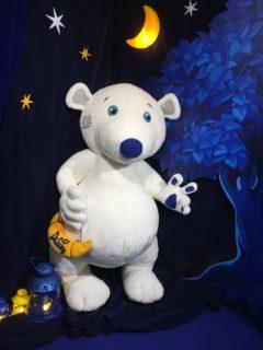 Мишка De Luna большой Большие игрушки Игрушки на заказ по фото, рисункам. Шьем от 1 шт.